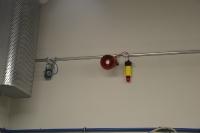 Instalacje gaśnicze i wykrywające pożar